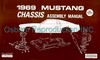 Assembly Manual Chassis 1969 - Osborn Reproductions