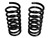 Coil Springs #8234 V8 390 Coupe  Fastback 1967