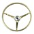 Steering Wheel Standard Colored 1967 Ivy Gold