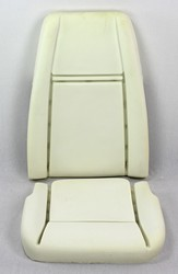 1970 Standard Deluxe Seat Foam High Back each