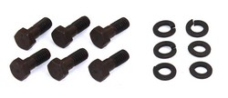 Pressure Plate Bolts 1964 1 2 - 1973 - AMK