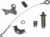 Brake Shoe Self Adjusting Kit V8 Rear  1964 1/2 - 1973