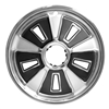 Wheel Cover / Hubcap Standard w/o Center Cap 14 Each 1966 - ACP