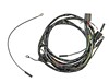 Head Light Wiring Harness With Lamps 1964.5 - Alloy Metal Products