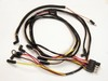 Engine Gauge Feed Wiring V8 1966 - Alloy Metal Products