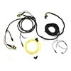 Tail Light Wiring Harness w/o Low Fuel Warning All Body Styles with Sockets 1967 - Alloy Metal Products