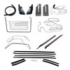 Weatherstrip Kit Coupe 1971 - 1973