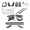 Weatherstrip Kit Convertible 1971 - 1973