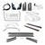Weatherstrip Kit Fastback 1971 - 1973