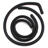 Hose Heater 8 Feet Black with Red Stripe with A/C Molded  1969