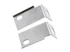 Fender / Splash Shield Brackets Pair 1967 - 1970 - SMR