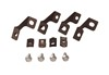 Bracket Kit Fan Shroud 2-Row 1964 1/2 - 1966 - Scott Drake
