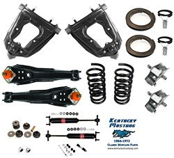 Suspension Kit V8 Deluxe 11 16 Sway Bar 1967