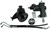 Power Steering Conversion Kit Six Cylinder 1968 - 1970 & Late 1967 - Borgeson