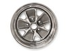 Wheel Styled Steel Chrome Concourse Correct Charcoal Center 5 Lug 15X7 1964 1/2 - 1970 - Scott Drake