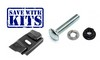 Battery Clamp with Bolt 1964 1 2 - 1966