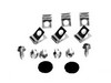 Brake Line Clip Grommet Kit Front 1967 - 1968