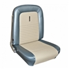 Seat Upholstery Deluxe Comfortweave Full Set with Bucket Seats 1967 - TMI