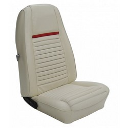 Seat Upholstery Mach 1 / Shelby Full Set with Bucket Seats Fastback 1970 - TMI