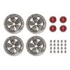 1964 - 1967 Styled Steel Wheel Kit 5 Lug