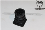 HOMELITE OEM INTAKE RUBBER BOOT, PART # 93327, 05709
