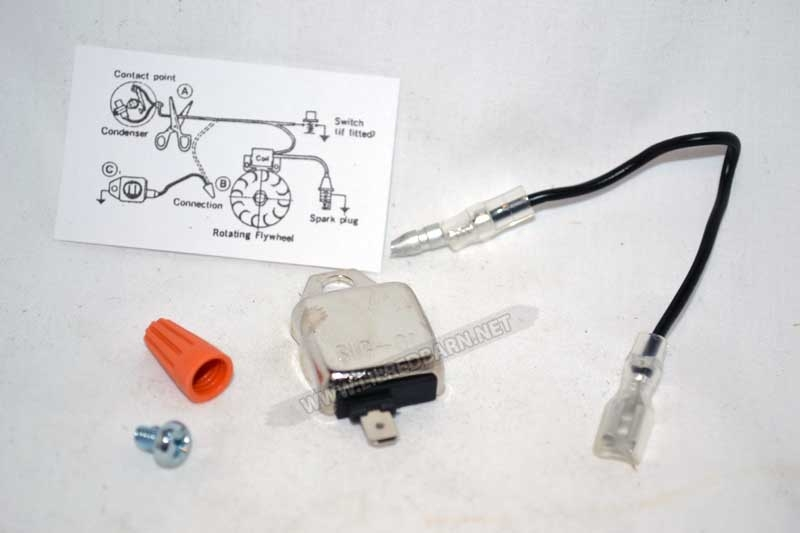 Ignition Chip Electronic Ignition Suitable for Chainsaws
