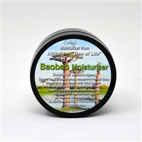 Baobab Moisturizer from Africa's Tree of Life