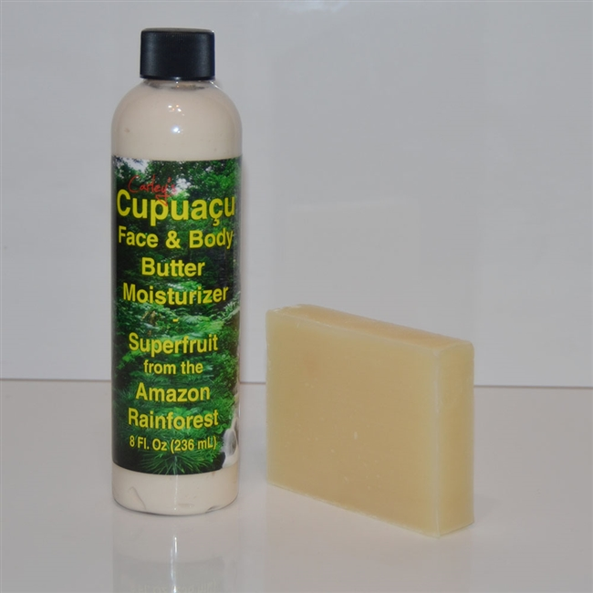Capuacu Face & Body Butter