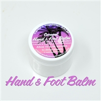 Hand & Foot Balm (light Coconut Scent)