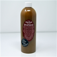 Herbal Soapless Shampoo (16 ounces)