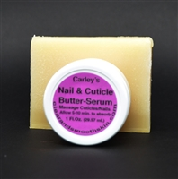 Carley's Nail & Cuticle Butter-Serum