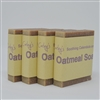Carley's Oatmeal Soap For a soothing experience(4 bars)