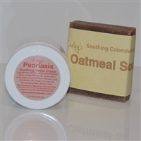 Carley's Psoriasis and Dry Patchy Skin Relief
