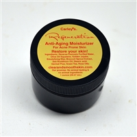 Carley's Regeneration Anti-aging Moisturizer for Acne Prone Skin