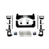 Full Throttle FWD Lift Kit for 01-10 Chevy 2500/3500