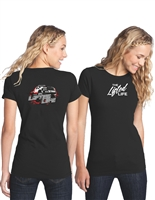 Lifted Life - Women's T-Shirt (Free Shipping)