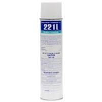 221L Residual Aerosol is labeled to control a wide variety of insect pests including ants, roaches, spiders, carpenter bees, silverfish, crickets, ticks, wasps and much more.