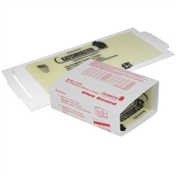 Catchmaster 72TC Glue Boards is very useful as a standalone trap. Great for those hard to reach areas where larger glue boards may not fit. Place the Catchmaster 72TC Glue Boards behind furniture and under cabinets or sinks.