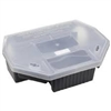 Aegis Clear Lid Rat Station - 6/case - Sold as case quantity only.