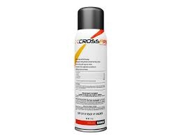 CrossFire Aerosol - a new era in bed bug control, now in a convenient aerosol. Fast knockdown and kill. Direct application on mattresses, foaming action optimizes surface contact. Residual.