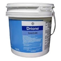 Drione Dust is a powerful silica-based dessicant dust with synergized natural pyrethrum. This product can be used to control pests in commercial and industrial areas, including within food areas as a crack-and-crevice treatment.