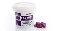 FASTRAC BLOX with the active ingredient, Bromethalin, is Bell's fastest-acting rodenticide formulation. An acute bait, FASTRAC gets unsurpassed rodent acceptance and control, killing rats and mice in one or two days, often within 24 hours.