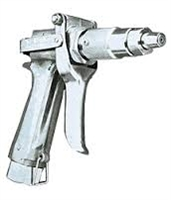 JD 9 - Spray Gun, adjusts easily from mist to long-distance jet stream and any position in between.