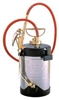 "B & G 1 gallon stainless sprayer with 8"" extension"
