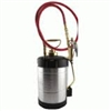 "B & G -  2 gallon stainless sprayer with 24"" wand"