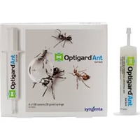 OptiGard Ant Gel Bait - Get unparalleled results and virtual colony elimination with the uniquely palatable yet potent formula of Optigard Ant Bait Gel. Optigard Ant Bait Gel is packaged in ready-to-use 30 gram syringes. Do Not Sell or Ship to New York