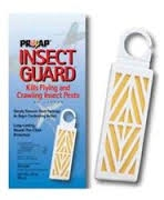 ProZap Insect Guard Kills flying and crawling insect pests including mosquitoes, flies, moths and spiders. This is long lasting, round the clock protection. Simply remove from package to activate Prozap and begin controlling action.