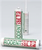 RodentStop is used to seal seams, crack and holes in order to prevent ingress from rodents and other pests. It is ready to use, contains no pesticides, is instantly waterproof, can be used indoors and outdoors.