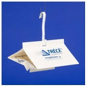 Trece Webbing Clothes Moth Kit - 6 traps per box