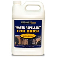 MasonrySaver Water Repellent for Brick - 1 Gallon